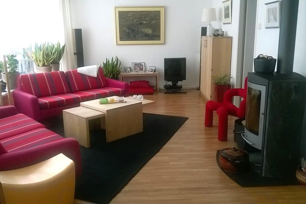 Santpoort-Noord 30 minuten  van  hartje Amsterdam. - Santpoort-Noord - Apartment