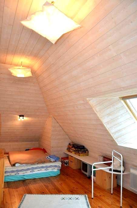 3 Chambres dans maison familiale - Saint-Priest - House
