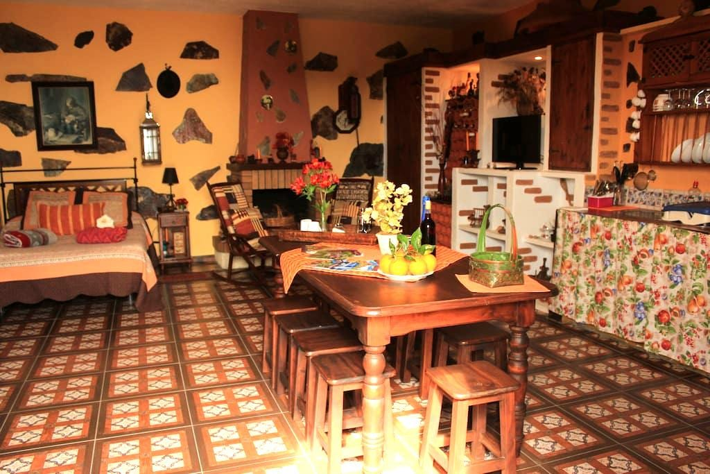 House immersed in nature. Ideal for rest - Candelaria - Ház