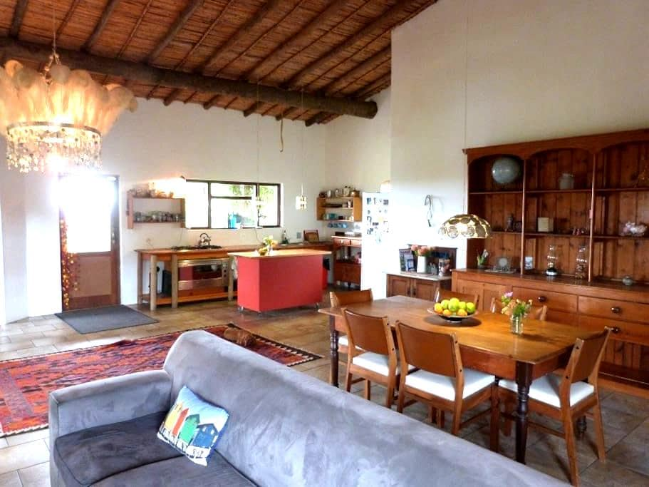 Paradies in the Overberg - Cape Winelands - 独立屋