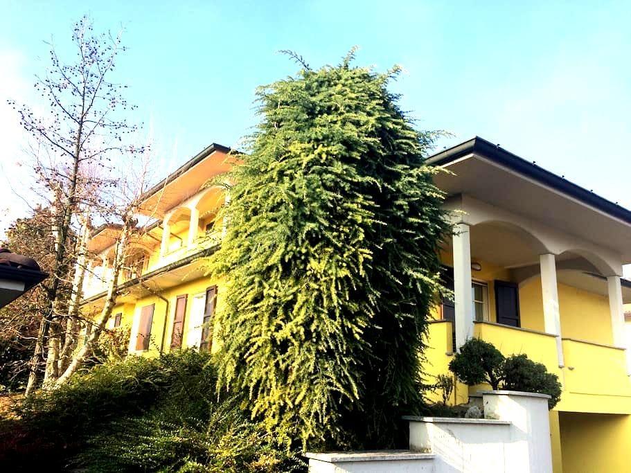 Villino Giallo - Pontenure - Haus