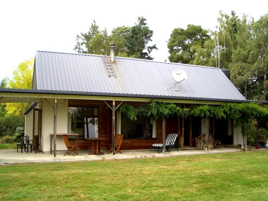 Wellpark Cottage - Timaru - Hus