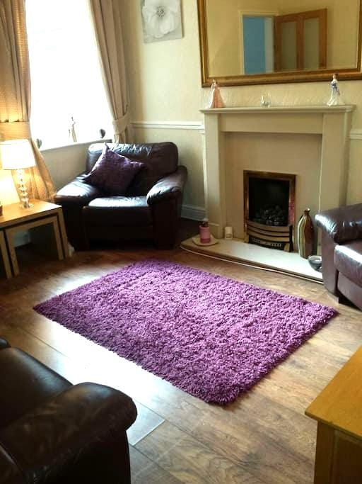 Penkhull village close to hospital - Stoke-on-Trent