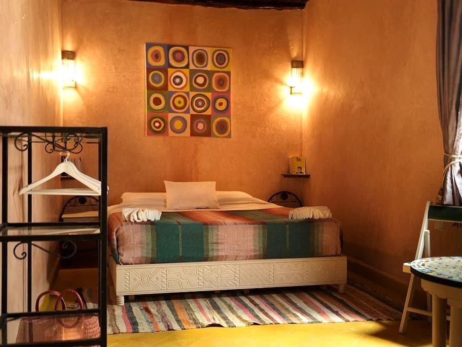 "King size room ""Musk"". - Essaouira - Aamiaismajoitus"