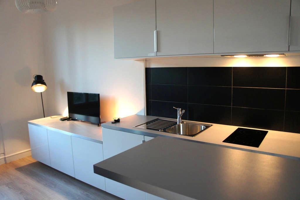Appartement T2 Centre ville - Albi - 公寓