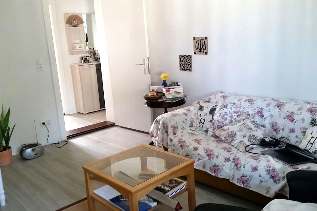 bright room near city center - Bremen - Apartment