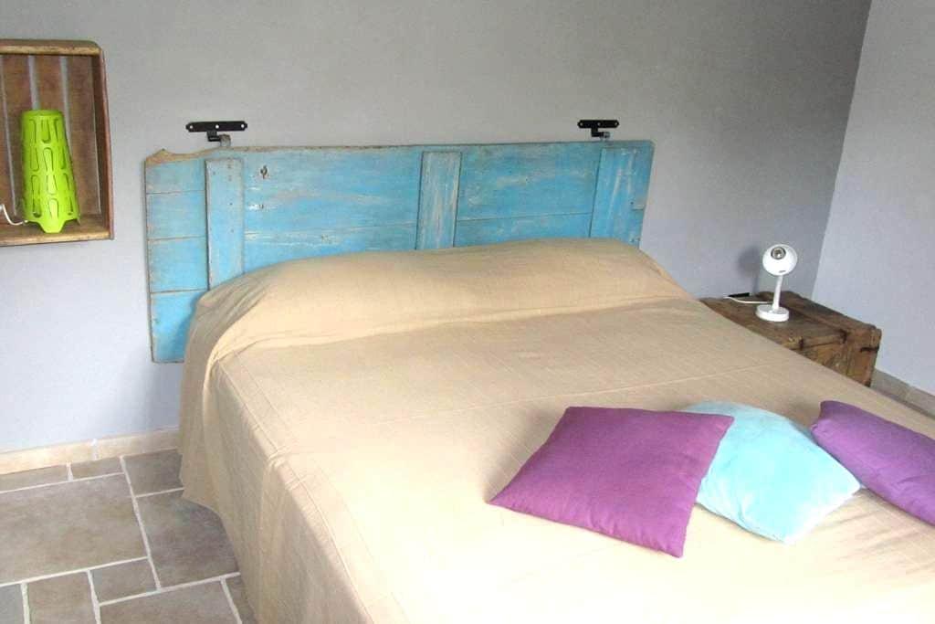 """Accogliente camera con bagno """"Colle Macere"""" - Scoppito - Huis"""