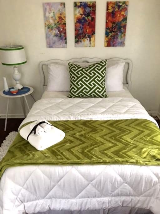 Restful in a Baltimore Suburb - Baltimore - Apartamento