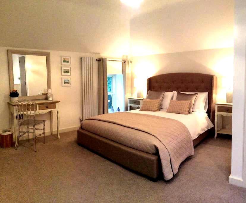 Castle View - Luxury Bed&Breakfast - Ричмонд - Гестхаус