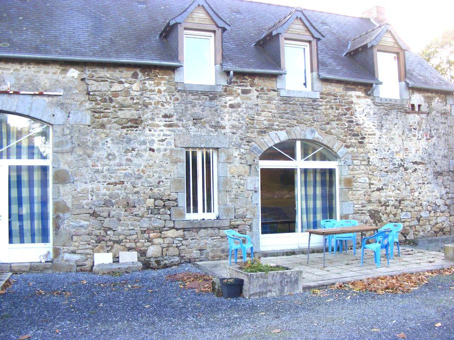 Maison à la campagne dans les Coëvrons - Bais