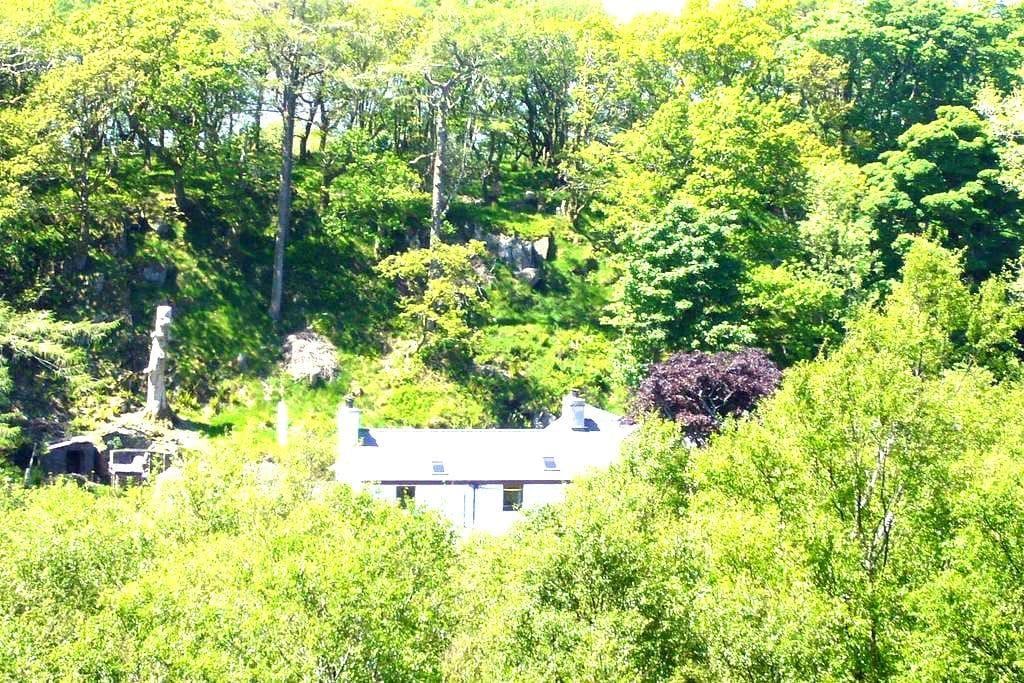 Spacious house with mountain views - Caernarfon - Casa