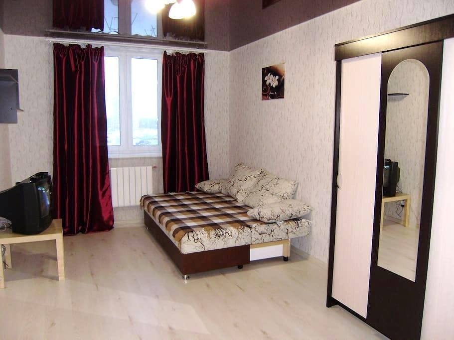 Квартира около аэропорта Кольцово - Yekaterinburg - อพาร์ทเมนท์