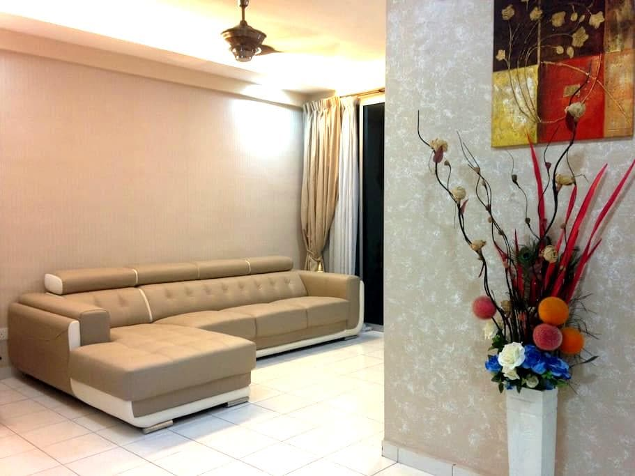 Close to airport  and budget stay - Bayan Lepas - Apartment