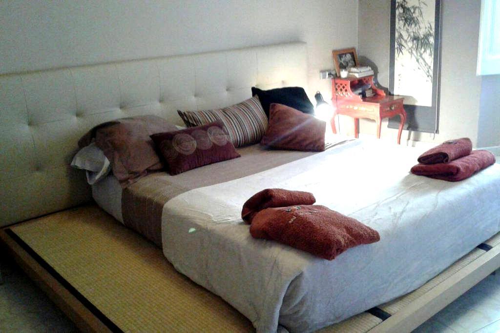 Habitación grande en pleno centro - Manresa - Oda + Kahvaltı