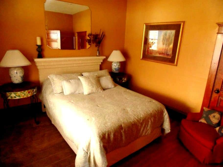 Private Room at Raleigh Guesthouse - Beckley - Casa