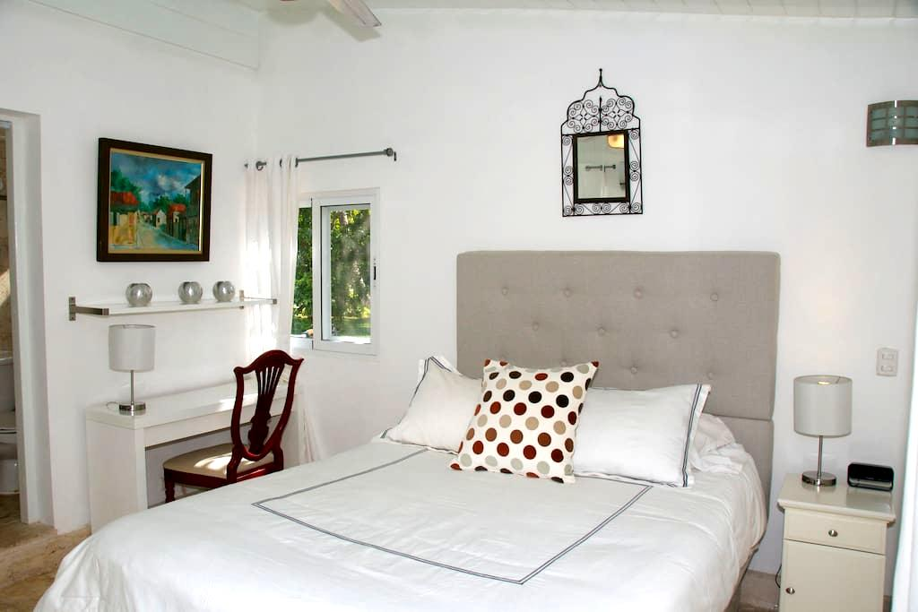 Charming Studio for 3 w/kitchenette Casa de Campo. - La Romana - Departamento