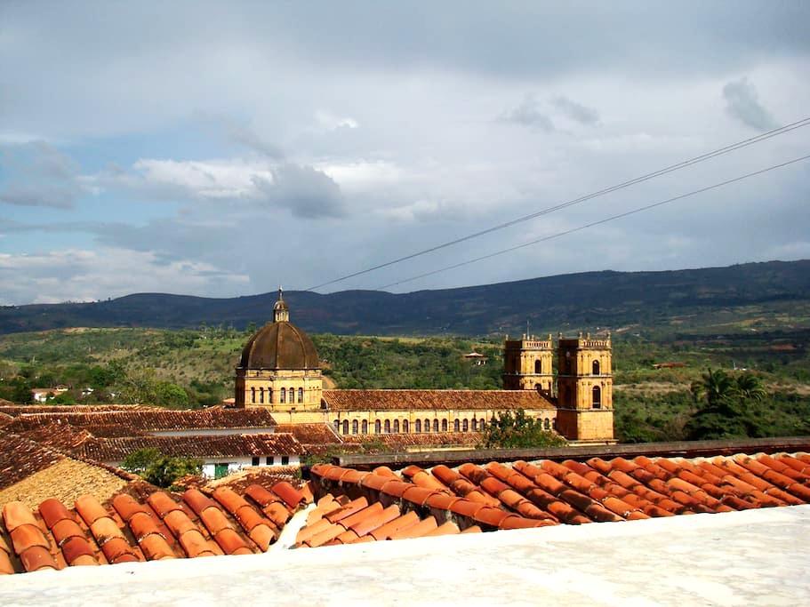 Casa Loft en Corazón de Barichara - Barichara - Maison