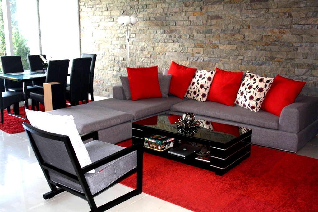 Bel appartement en bord de mer - Casablanca - Apartamento