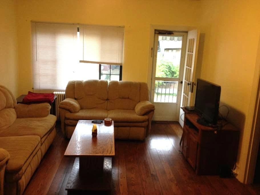 2 BDR - Hyde Park Apt w/ Balcony - 신시내티(Cincinnati) - 아파트