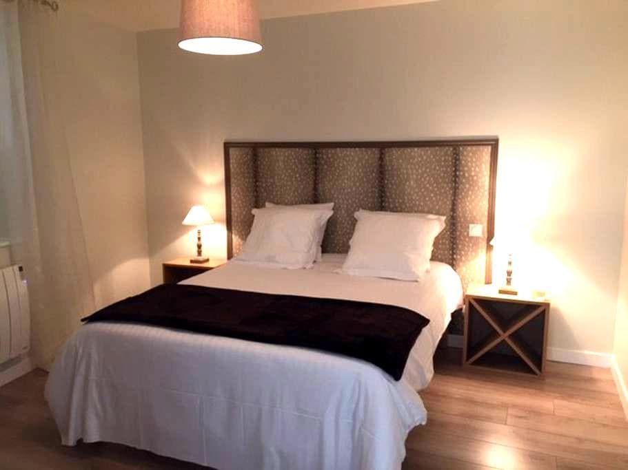 Bel Appartement Indépendant - Charnay-lès-Mâcon - Apartemen
