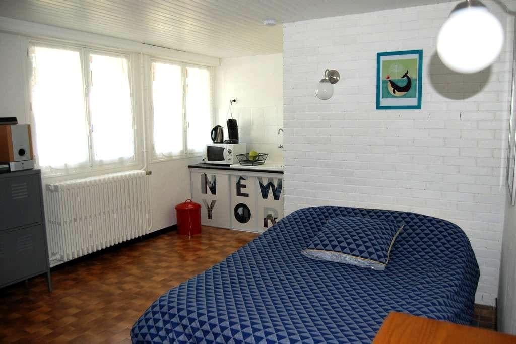 Studio indépendant dans maison - Châlons Fagnières - Saint-Martin-sur-le-Pré - Dům