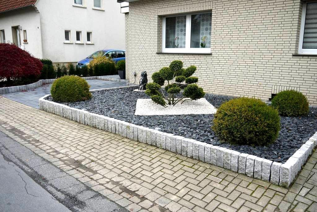 Schönes Einliegerappartment in Stadtkernnähe - Bad Iburg - Appartement