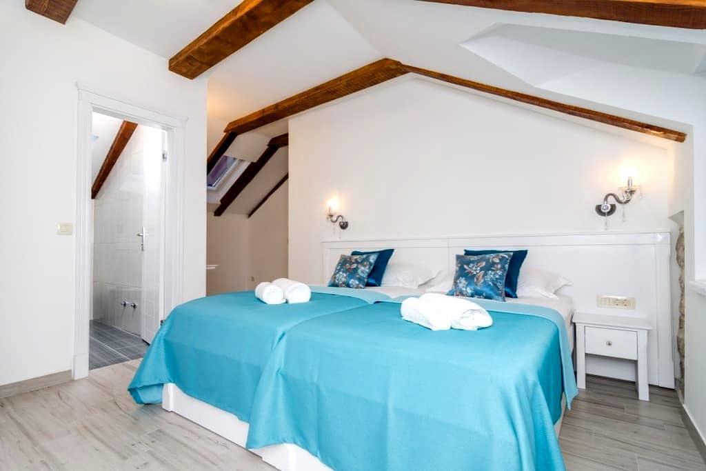 Sorgo Palace - Aquamarine+Breakfast - Ston - Wohnung