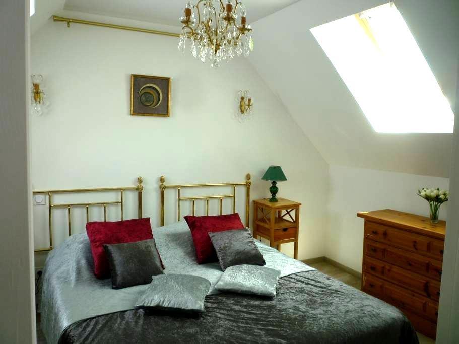 Traon Miniou - Rostrenen - Casa a schiera