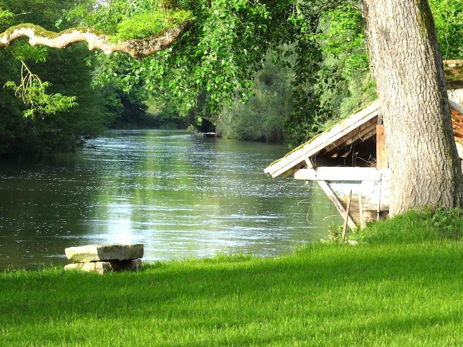 Séjour forêt, escalade et le Loing - Montigny-sur-Loing - Loft
