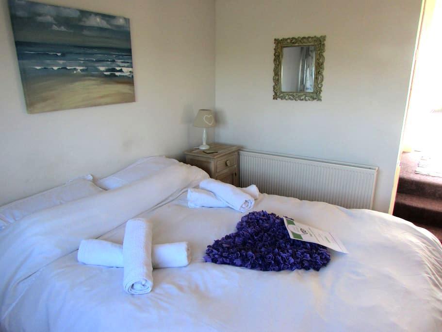 Causeway Smithy Bed and Breakfast Room 2 - Bushmills - Bed & Breakfast
