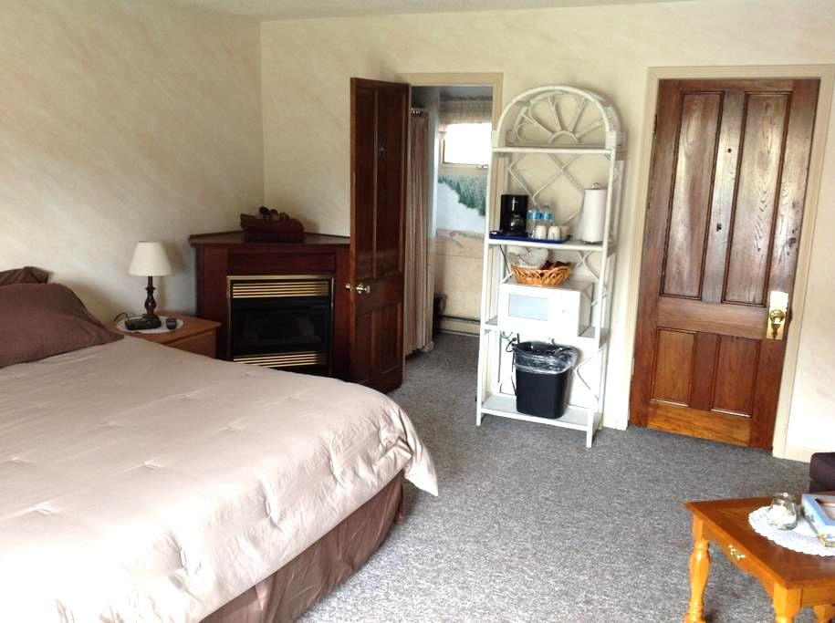 King Suite Near Letchworth State Park - Swain