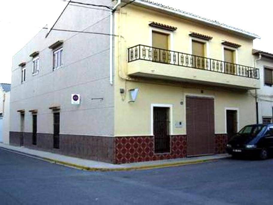 F4 sud de Valencia, Espagne - Anna