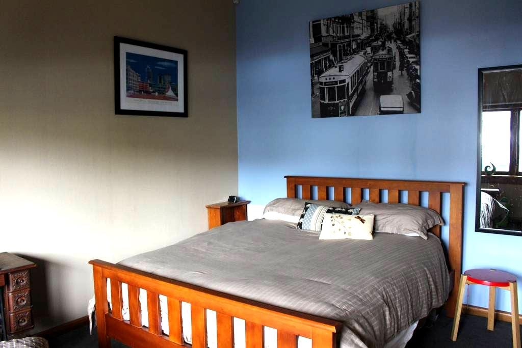 Cosy cottage in Newtown - *Lions tour dates* - Wellington - Huis