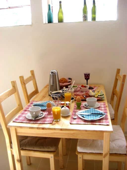 Kleines gemütliches Zimmer mit D/WC - Bernkastel-Kues - Bed & Breakfast