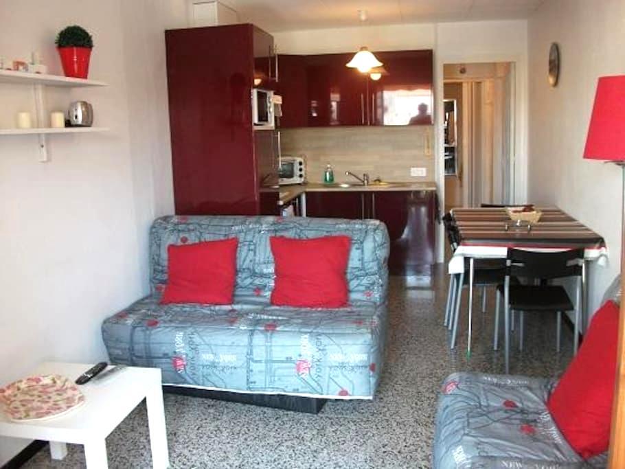 CENTRE VILLE ROSAS PROCHE PLAGE - Roses - Apartment