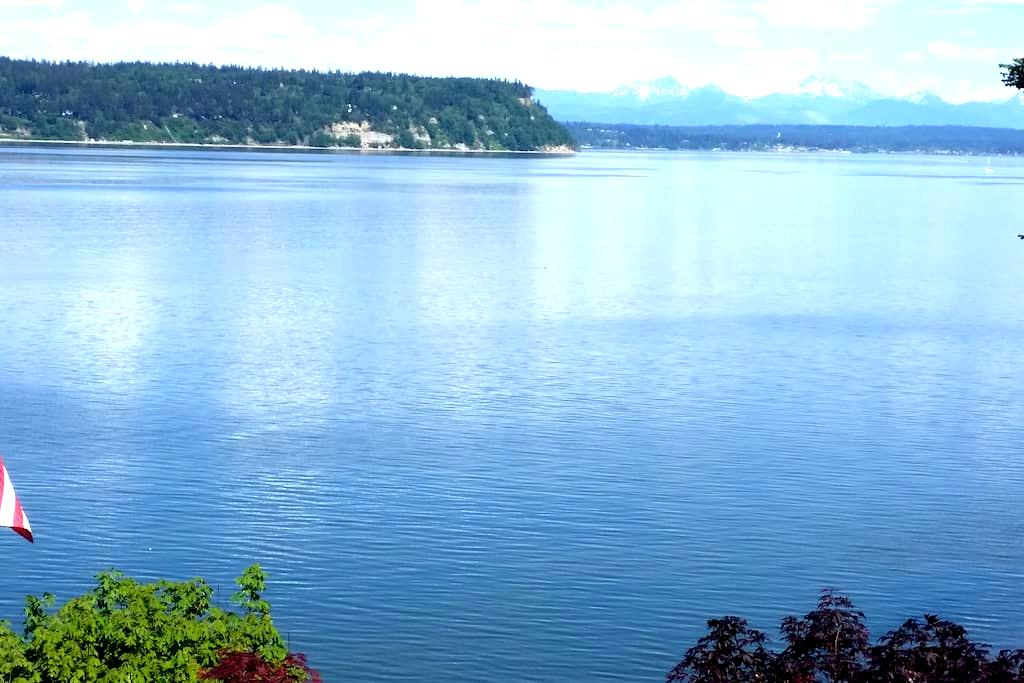 Waterfront Suite in Langley - Langley - Talo