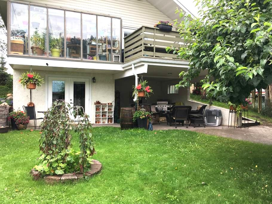 Colin Suite - Jasper - House