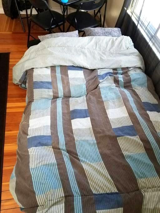 Enjoy a night or 2 on a comfy futon - Binghamton - Apartament