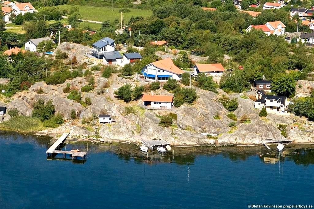 Cottage Vagelin. Torslanda - Göteborg - Zomerhuis/Cottage