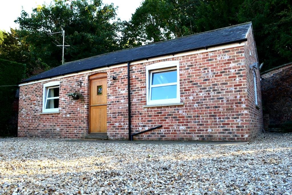 Cosy one bedroom cottage North East of Lincoln - Lincoln - Hus