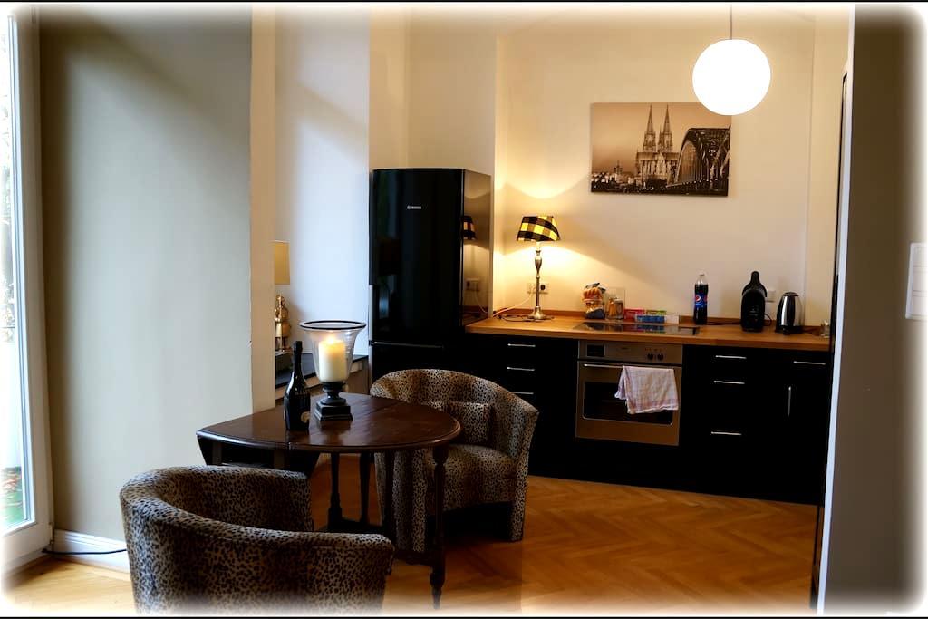 Schöne, große & ruhige Stadtwohnung in Mayen - Mayen - Apartament