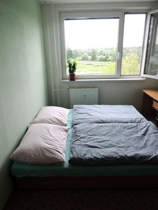 Cheap room for one or two travellers. - Břeclav