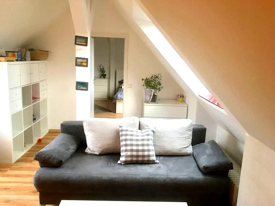 Cosy apartment  in münster city - Münster - Leilighet