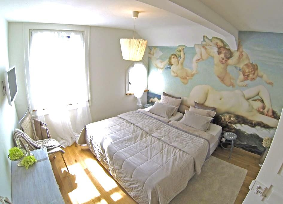 Zuhause fern von Daheim (Venus) - Zug - Bed & Breakfast