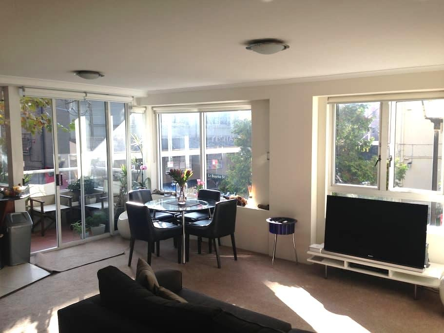 Taylor Square - Inner City Living - Surry Hills - Wohnung