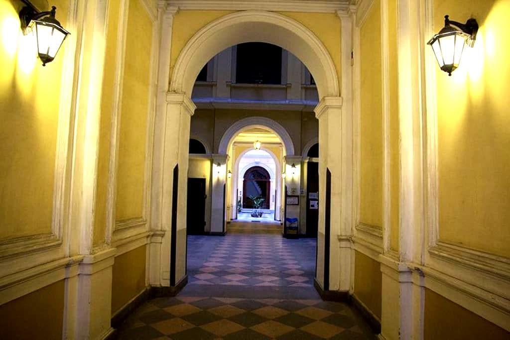 Una comoda stanza nel cuore di Roma - Rom - Lägenhet