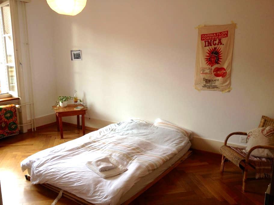 A cute room close to the centre - Bern - Apartamento