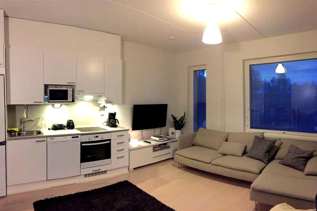 Peaceful apartment close to airport - Vantaa - Appartement