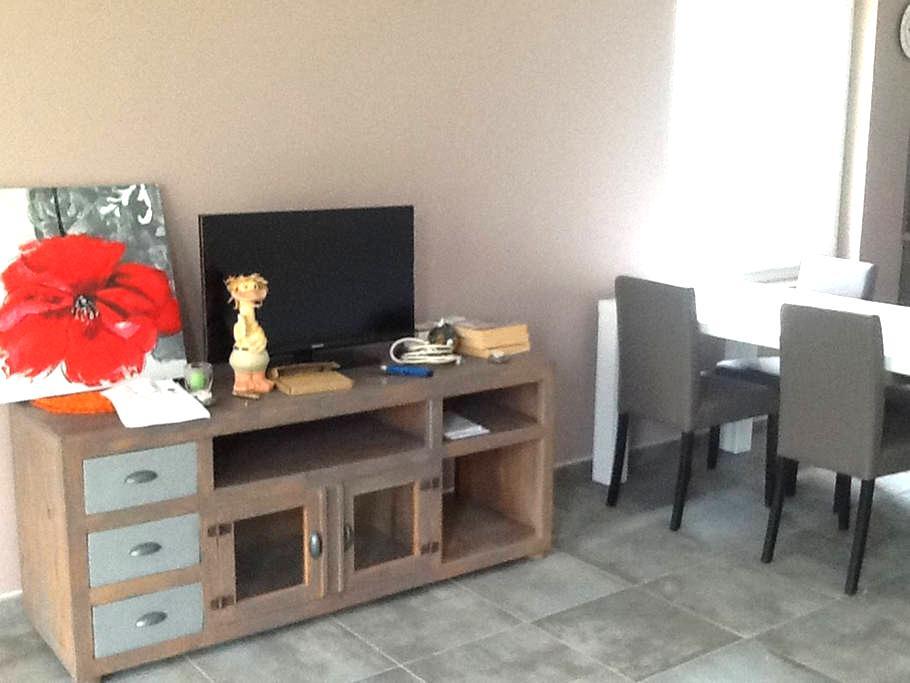 Appartement dans maison de vigneron - Mercurol