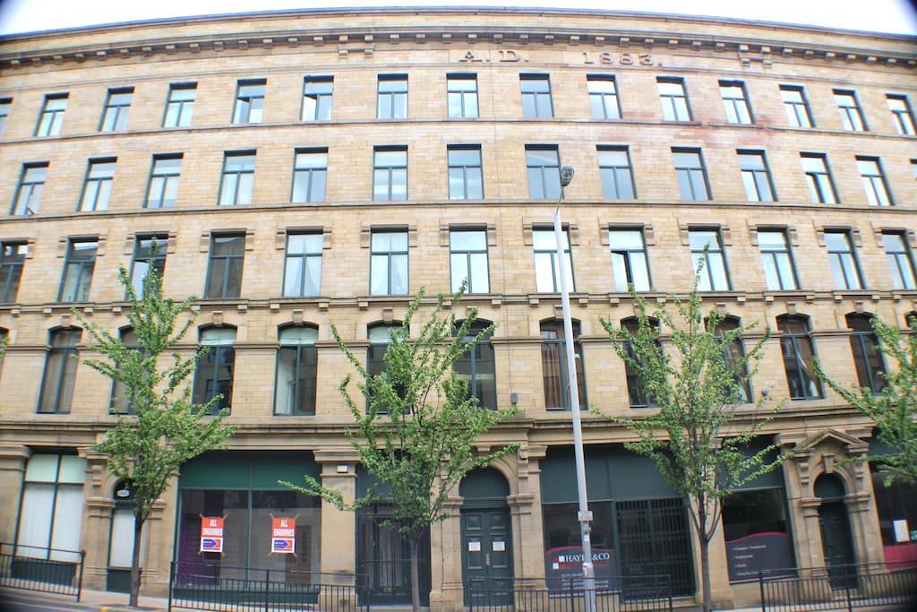 Bradford City Centre - BH2 - Bradford
